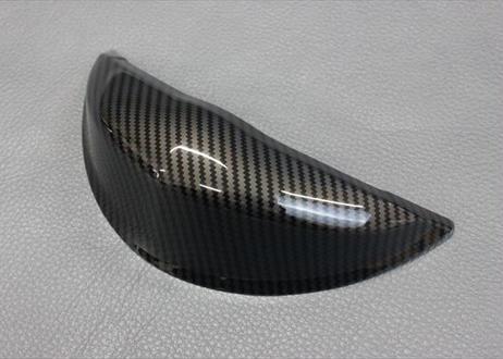 Arai RX-7 RR5用 ディフューザー スポイラーセット カーボンスタイル [GR-607]