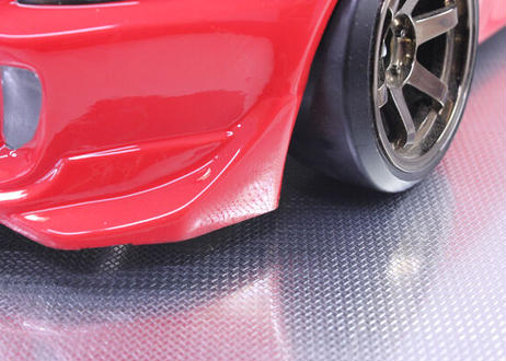 3D Checkered steel plateDecal 縞鋼板