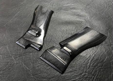 ウッドグリップ グロック17/18C スムース/ブラック
