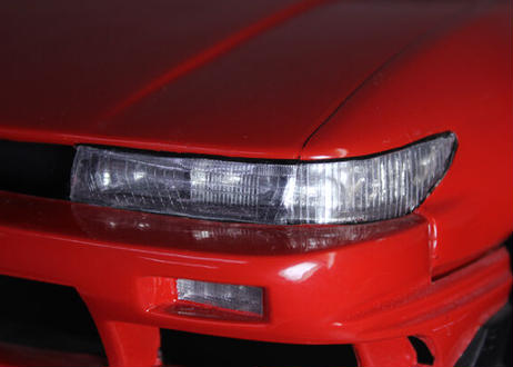3D  Graphic Decal  |headlight