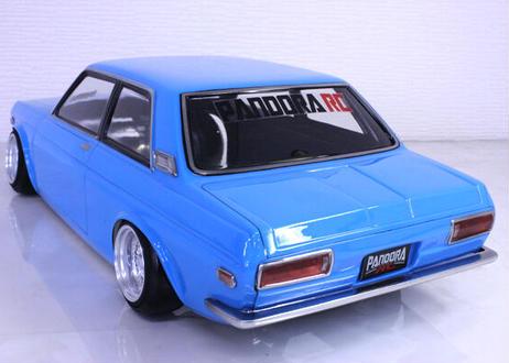 DATSUN  510 ブルーバード