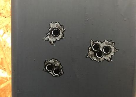 弾痕(メタル) |9×19㎜| BULLET HOLES|METAL