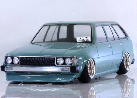Toyota| カローラバン KE70