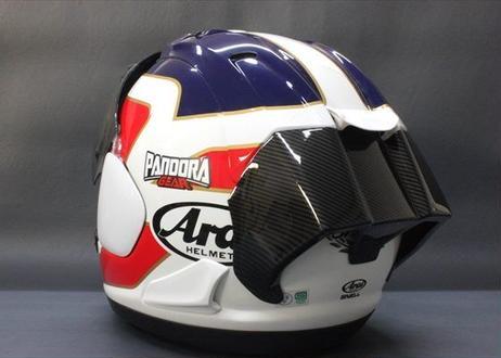 スポイラーセット|Arai RX-7X用|カーボンスタイル