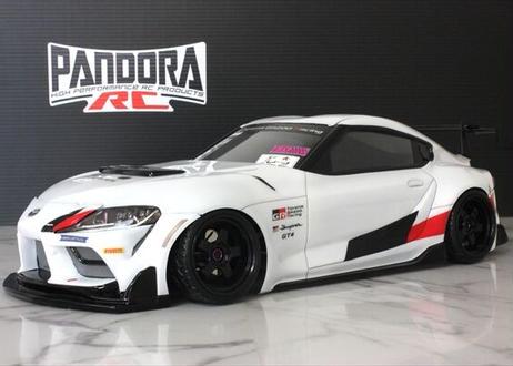 Toyota|GR スープラ A90|GT4仕様