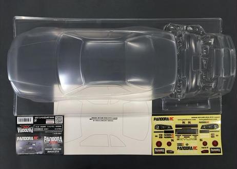 NISSAN |スカイライン BNR34  GT-R