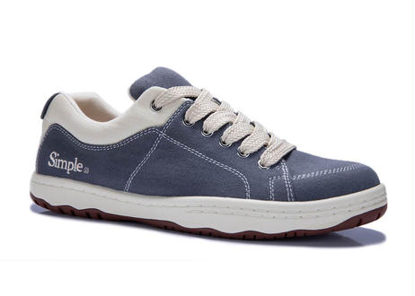 O.S.Sneaker  canvas DENIM