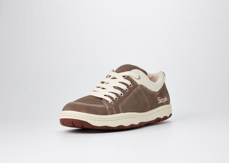 O.S.Sneaker  suede TAUPE