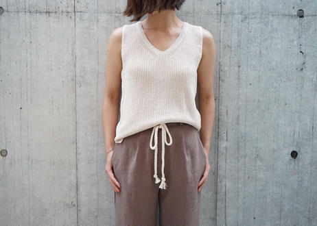 CASUAL KNIT TANK