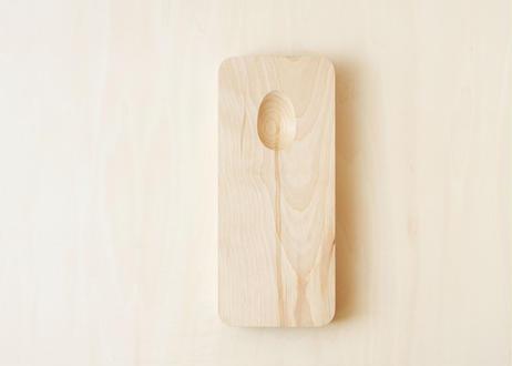 木のスプーンとケース