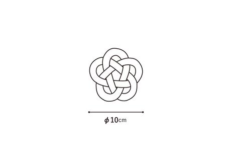 籐のコースター