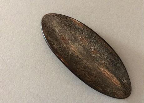 茶箕 葉形 チラシ皮