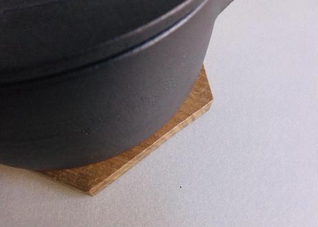 鍋敷き「六角」