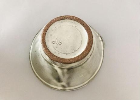 ヌカ白釉すり鉢 小
