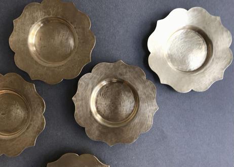 茶托 輪花