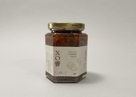 XO醬    scallop & shrimp sauce