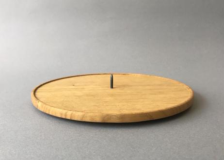 木製キャンドルスタンド