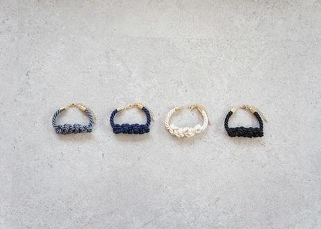 NOEUD 8knot-bracelet Navy