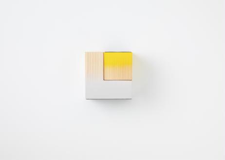 PA     RANGE BOOK END     Yellow / White