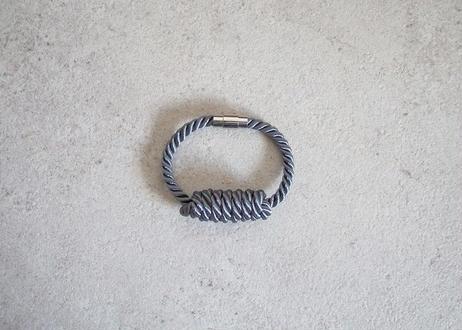 NOEUD Lineknot-bracelet Gray