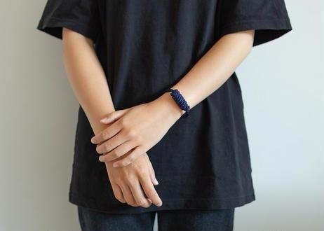 NOEUD Lineknot - bracelet Navy