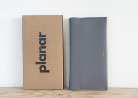 planar wallet L Gray
