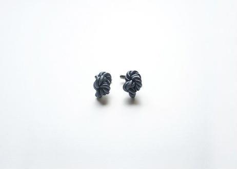 NOEUD 8knot-cufflinks Gray