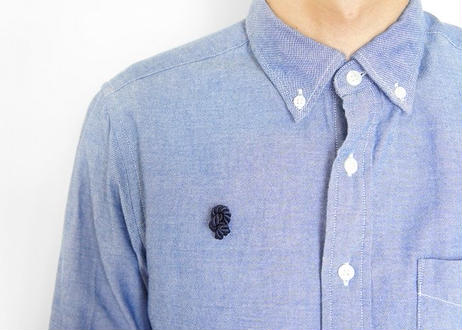 NOEUD 8knot-pin Navy