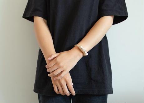 NOEUD Lineknot - bracelet Beige