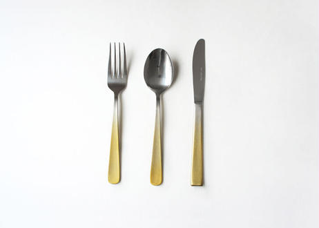 PA Fork Clear Gold