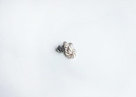 NOEUD 8knot - pin Beige