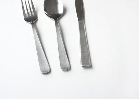 PA Fork Metallic Silver