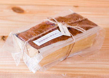 クランベリー | パウンドケーキ