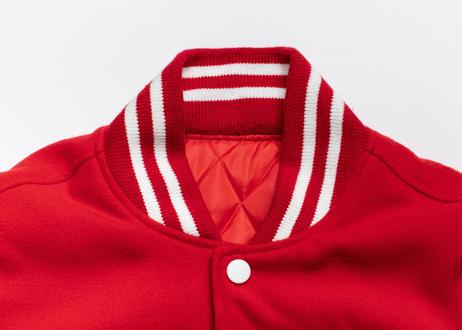 WAVY Stadium Jacket  <RED>