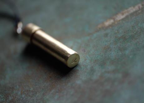 ペンダント アロマディフィーザーボトル  3〜4cm (穴有り)