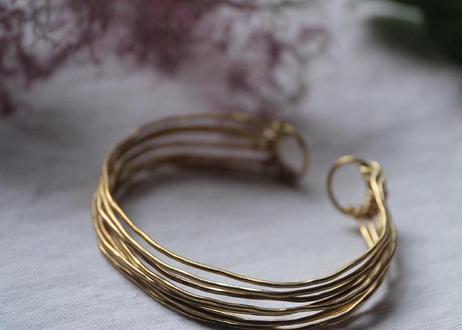 真鍮 8連 bangle