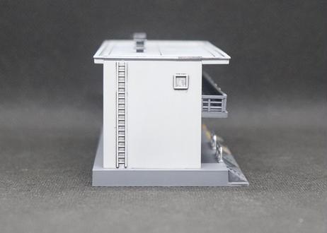 【受注生産】近代型詰所 -GREEN MAX-(塗装・組み立て完成品)