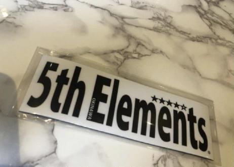 5th Elements オリジナル マグネット
