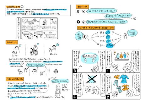 性教育トイレットペーパー 40ロール/教え方ガイドブック2冊