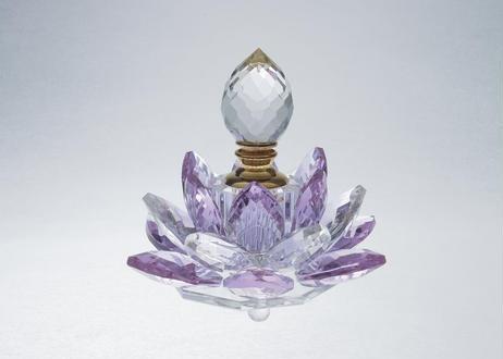 パフュームボトル 「蓮の花咲く 香水瓶」