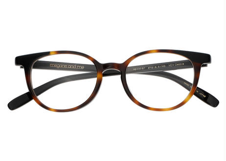 NEW DEBBIE BT (Black & Tortoiseshell)