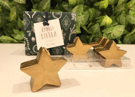 Candle Stars (Gold)