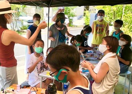【西麻布】Workshop:夏休みリース for KIDS【 2021年8月22日 (日)】