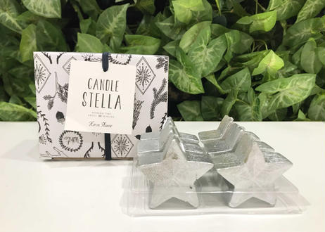 Candle Stars (Silver)