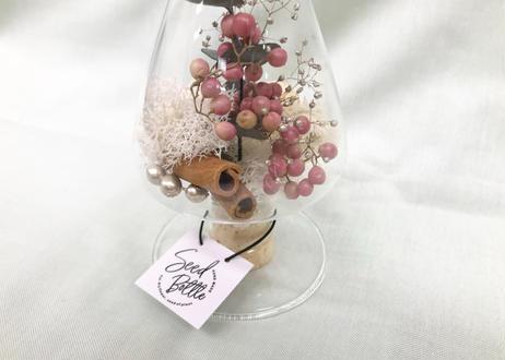 ガラスのツリー  Pepper berry (S)
