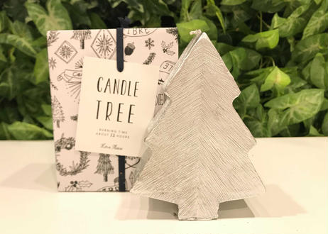 Candle Tree (Silver)