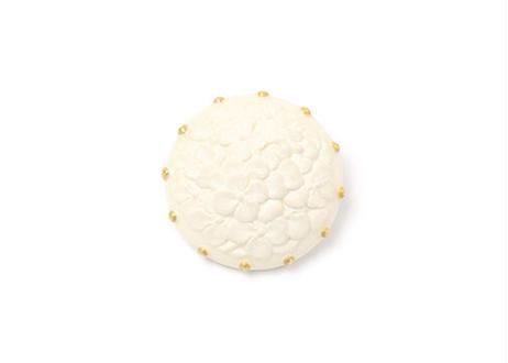 CJP × mame Ceramic Button 「露」