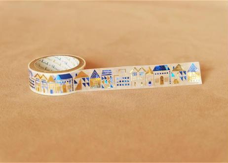 マスキングテープ(Houses)