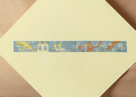 マスキングテープ(双子の星)