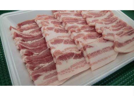 国産豚バラ~焼肉~ [100g]